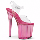 Scarpe Pleaser Flamingo-808T/C/PN